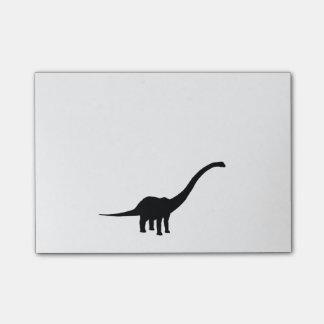 Barosaurus Dino Dinosaur Post-it Notes