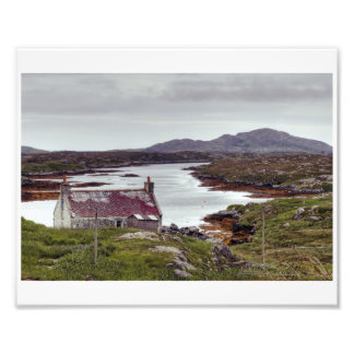 Barra Island Outer Hebrides Photographic Print