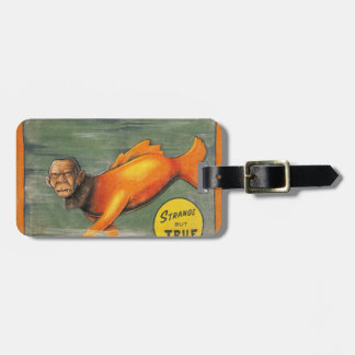 Barracuda Ape Luggage Tag