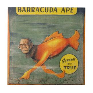 Barracuda Ape Tile