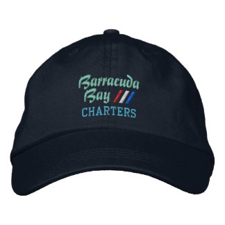 BARRACUDA BAY cap Embroidered Hat