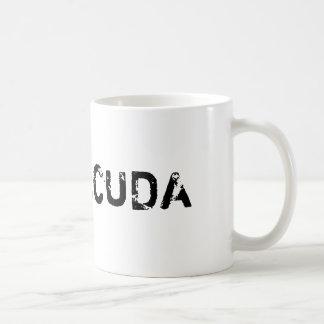 BARRACUDA COFFEE MUG