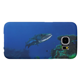 Barracuda Great Barrier Reef Coral Sea Samsung Galaxy S6 Cases