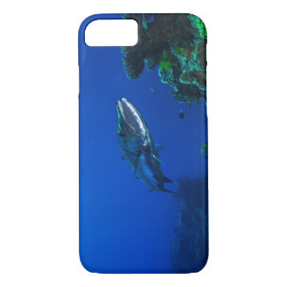 Barracuda on the Great Barrier Reef iPhone 7 Case