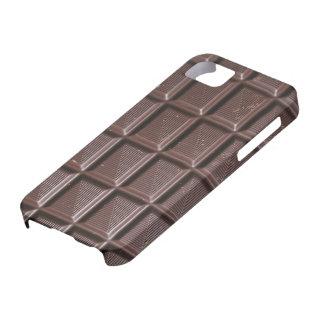 Barre de chocolat étuis iPhone 5