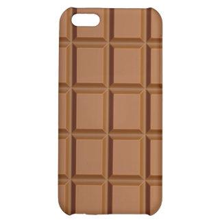 Barre de chocolat étuis iPhone 5C
