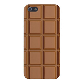 Barre de chocolat coque iPhone 5