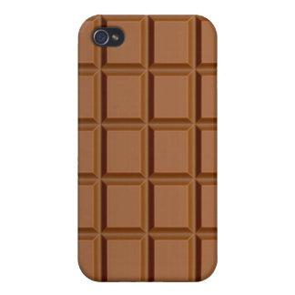 Barre de chocolat étui iPhone 4