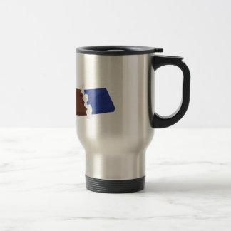 Barre de chocolat mug