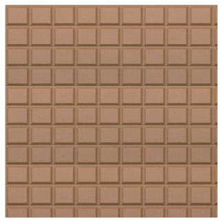Barre de chocolat tissu