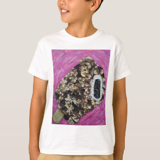 """Barre de gâteau de chocolat "" T-shirt"