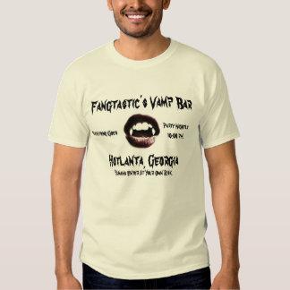 Barre du vamp de Fangtastic Tee-shirts