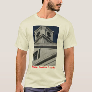Barre, Massachusetts T-Shirt