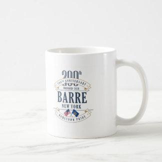 Barre, New York 200th Anniversary Mug