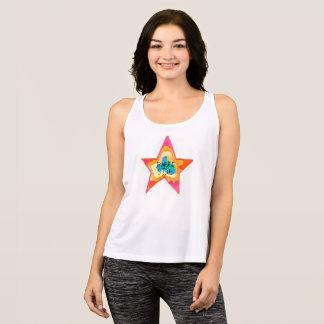 Barre star workout shirt