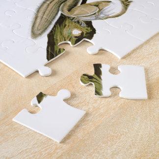 Barred Owl John James Audubon Birds of America Jigsaw Puzzle