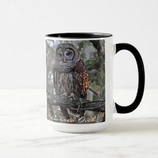 Barred Owl Mug