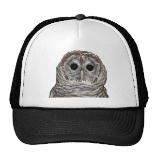 Barred Owl Trucker Hat