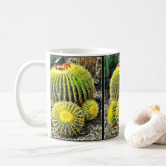 Barrel Cactus Coffee Mug