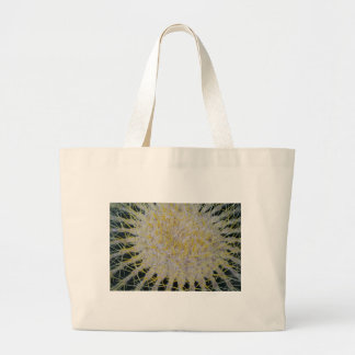Barrel Cactus Top Large Tote Bag
