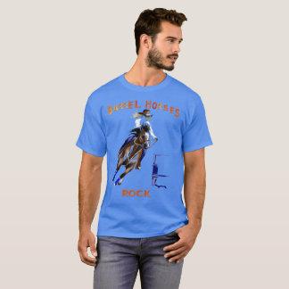 BARREL HORSES ROCK T-Shirt