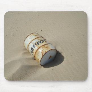 Barrel of Repsol Mouse Pad
