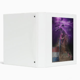 Barrel Racing Binder