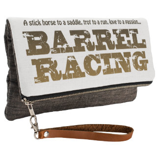 Barrel Racing clutch