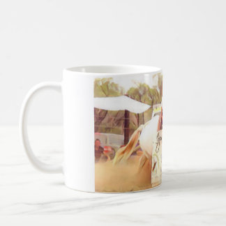 Barrel Racing Coffee Mug