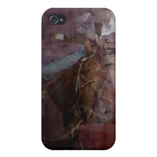 Barrel Racing Competition  iPhone 4 Cover