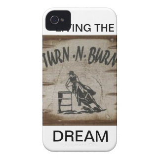 BARREL RACING I PHONE CASE