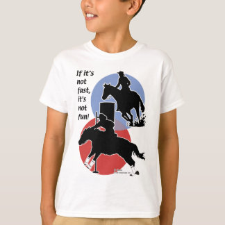 Barrel Racing & Pole Bending T-Shirt