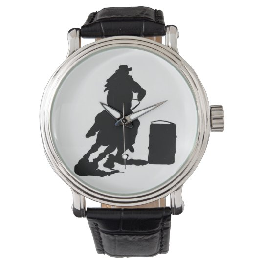 Barrel Racing Watch