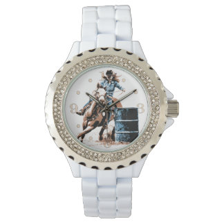 Barrel Racing Watches