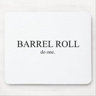 Barrel Roll 2 Mousepad