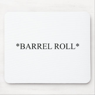 Barrel Roll 6 Mouse Pad