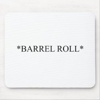 Barrel Roll 6 Mousepads