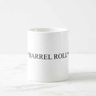 Barrel Roll 6 Mugs