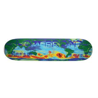 """Barrel X Limited """"Low Front"""" Surf Skateboard"""