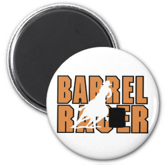 Barrell Racer T-shirts and Gifts. Magnet