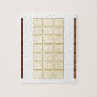 Barres de chocolat puzzle