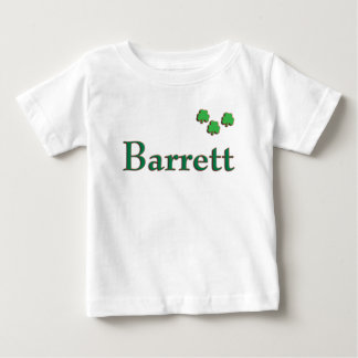 Barrett Family Baby T-Shirt
