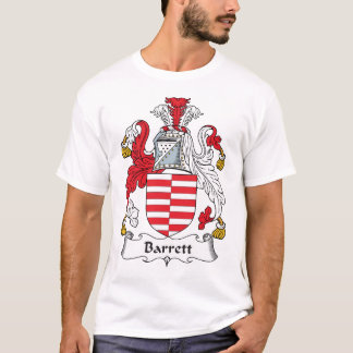 Barrett Family Crest T-Shirt