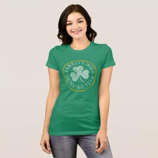 Barrett Irish Drinking Team T-Shirt