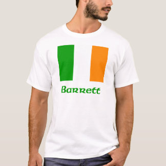 Barrett Irish Flag T-Shirt