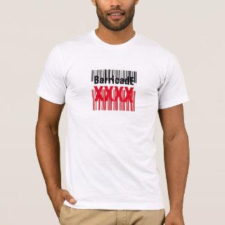 BarricadE XXXX 128barcode T-Shirt