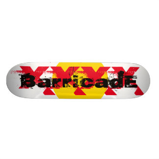 BarricadE XXXX SUNRISE Skate Boards