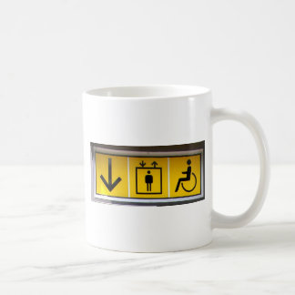 Barrier-free-access-in-local-public-transport Basic White Mug