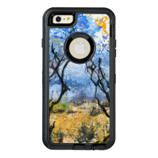 Barring the way OtterBox defender iPhone case
