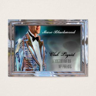 Barrone II Business Card Elegant Professional